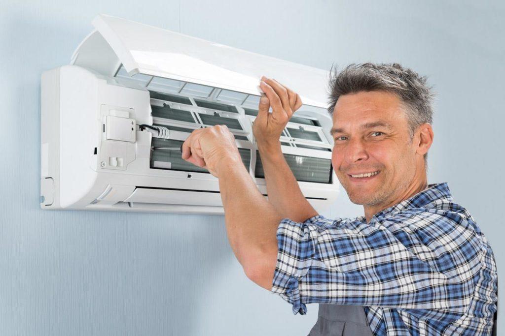 mantenimiento correctivo de aire acondicionado